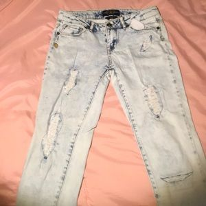 Blue  jeans (never been used)